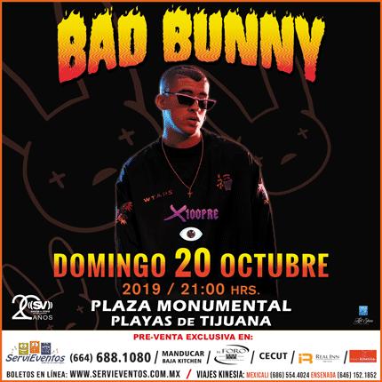 Photo of Bad Bunny sí viene a Tijuana y con todos sus éxitos