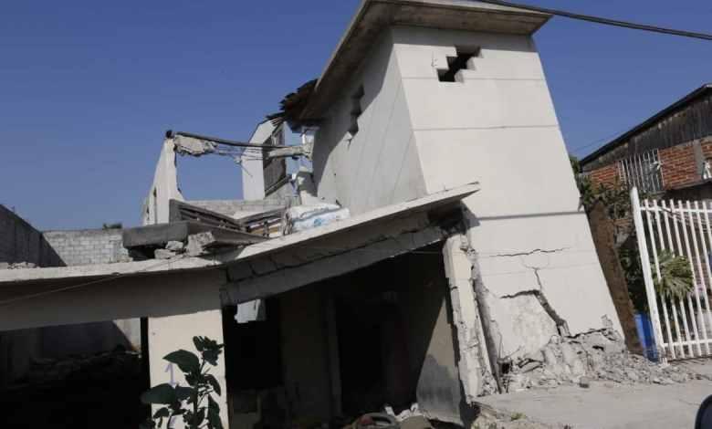 Inician censo a afectados por deslizamientos de Sánchez Taboada