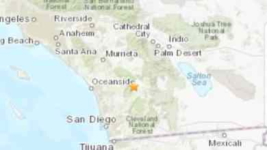 Photo of Sismo en San Diego remece a Tijuana