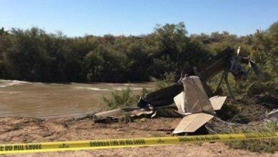 Photo of Se estrella avión cerca de frontera; mueren dos