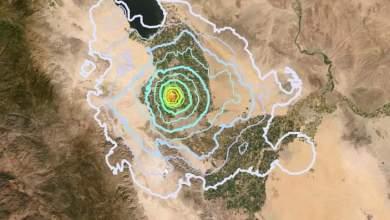 Photo of 12 sismos en nueve horas se sienten en Mexicali