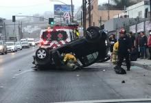 Photo of Fuerte accidente en el Cuauhtémoc