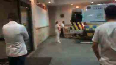 Photo of Intenta rematar a policía en hospital privado