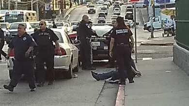 Photo of Los reportaron por armas, pero caen con auto robado