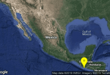 Photo of Sismo de 5.7 remece Chiapas