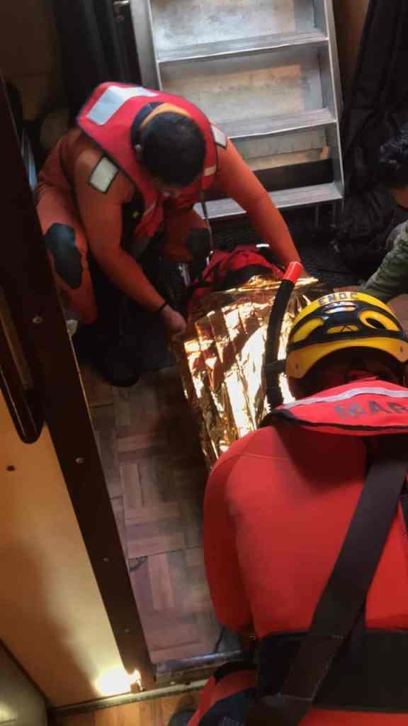 rescate Semar
