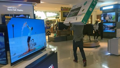Photo of Venden televisión en menos de cinco pesos