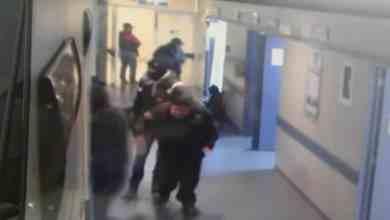Photo of Así entró el comando armado a raptar un paciente, tuvo horrible destino