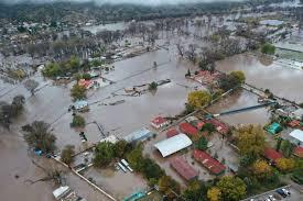 inundaciones en durango