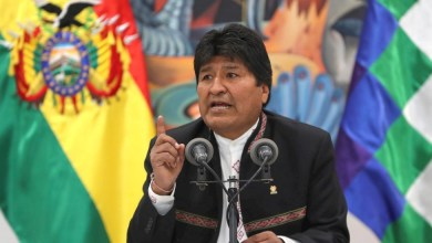 Photo of Evo Morales contará con elementos de seguridad