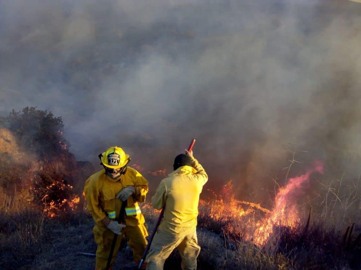 Declaran zona de desastre a dos municipios de BC