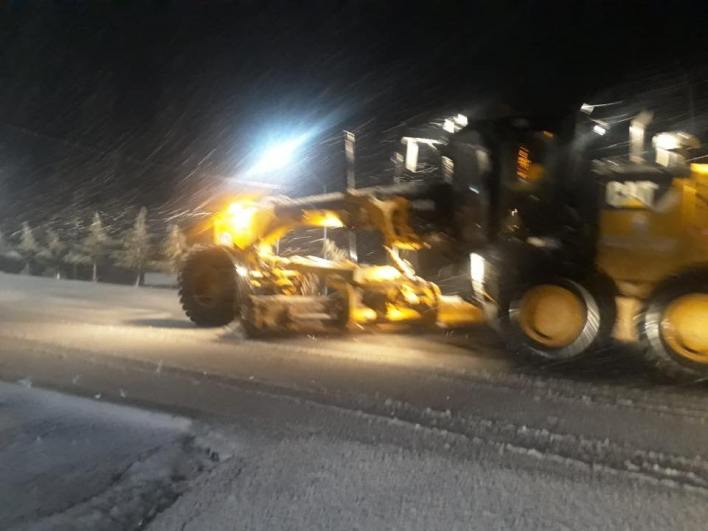 FIARUM autopista nieve