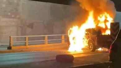Photo of TERROR en Nuevo Laredo, balaceras y quemazones