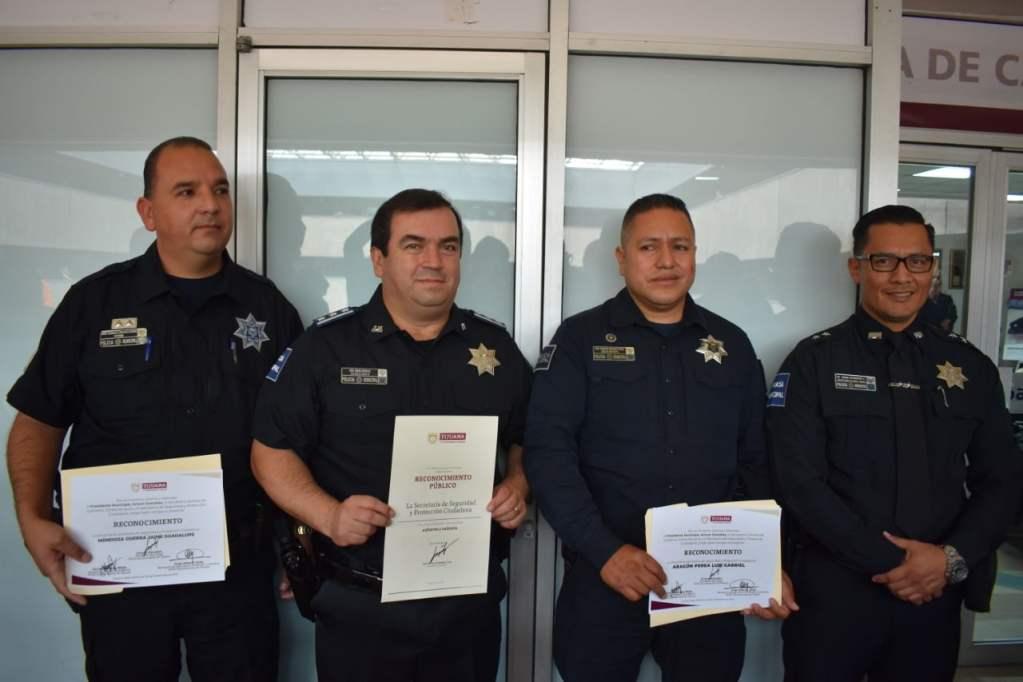 Oficiales y directivos de la SSPPC