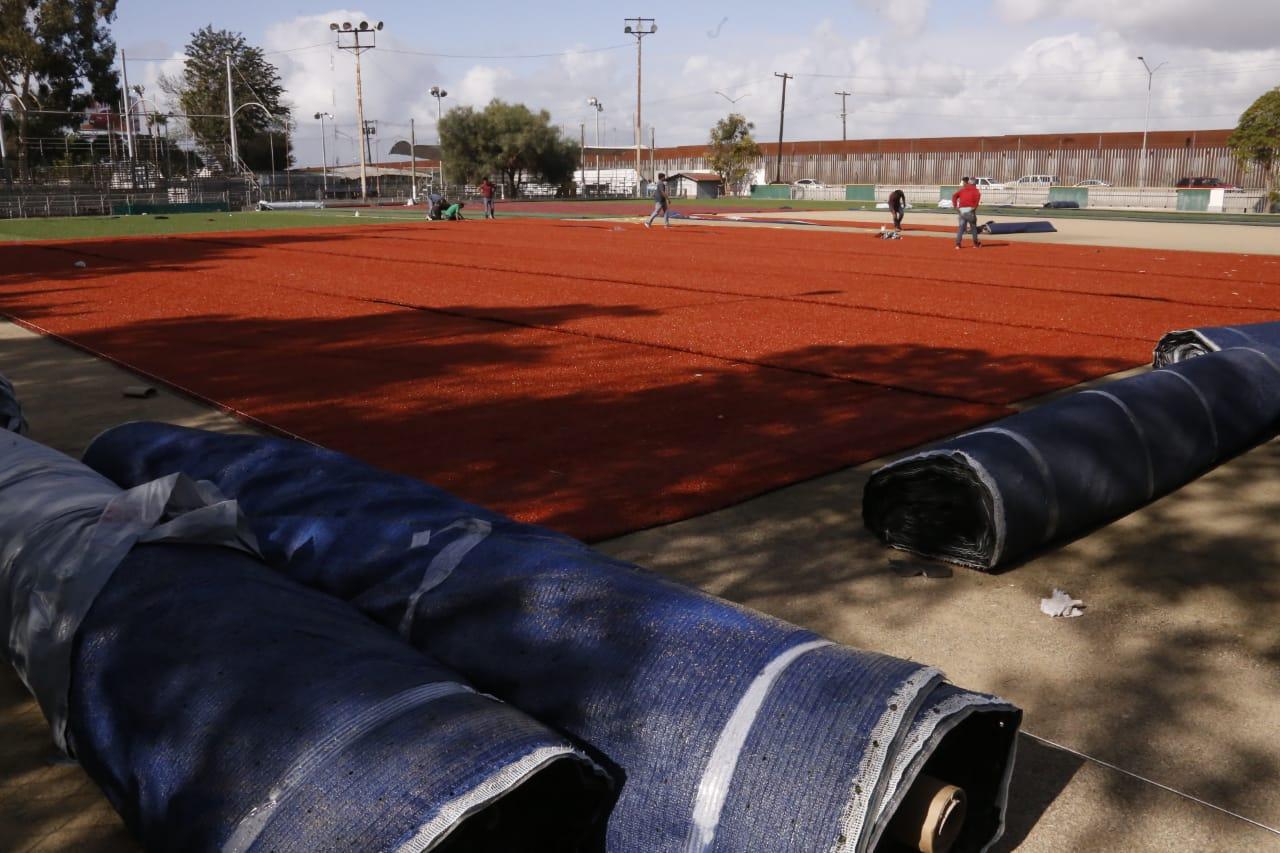 Ayuntamiento invierte más de 4 mdp en rehabilitar Unidad Benito Juárez