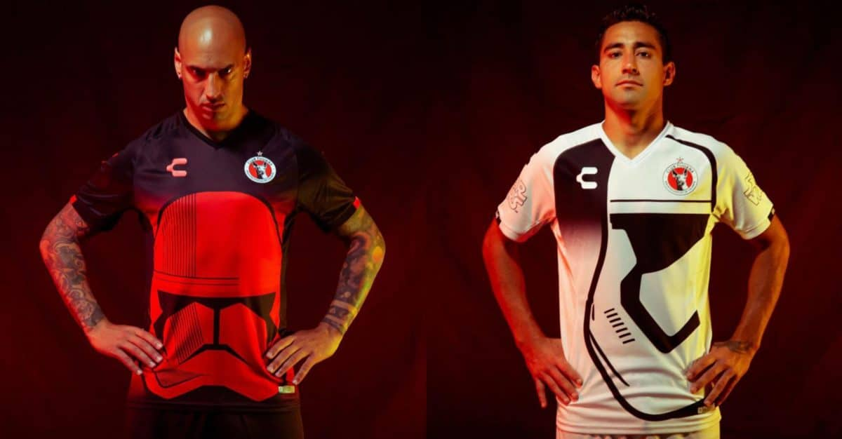 xolos playera star wars