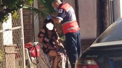 Photo of Era su primer día en Mexicali; él la golpea, se roba hijo y huye