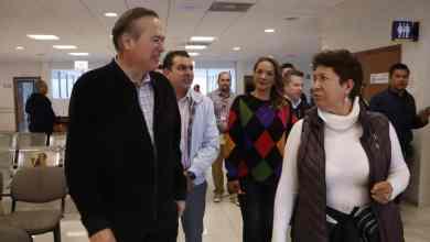 Garantizan seguridad de paisanos que regresan a México durante estancia en Tijuana