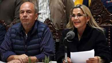 Photo of Bolivia acusa ataque del gobierno de México