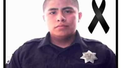 Photo of Agente asesinado tenía 8 años en la corporación