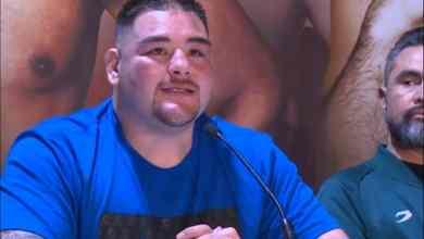 Photo of Andy Ruiz se la pasó tres meses de fiesta