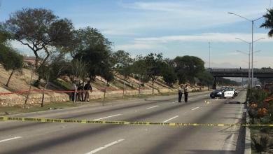 Photo of Atropellan y matan a hombre en la Vía Rápida Poniente
