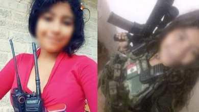 Photo of Ella es la niña sicaria que presume armas en redes