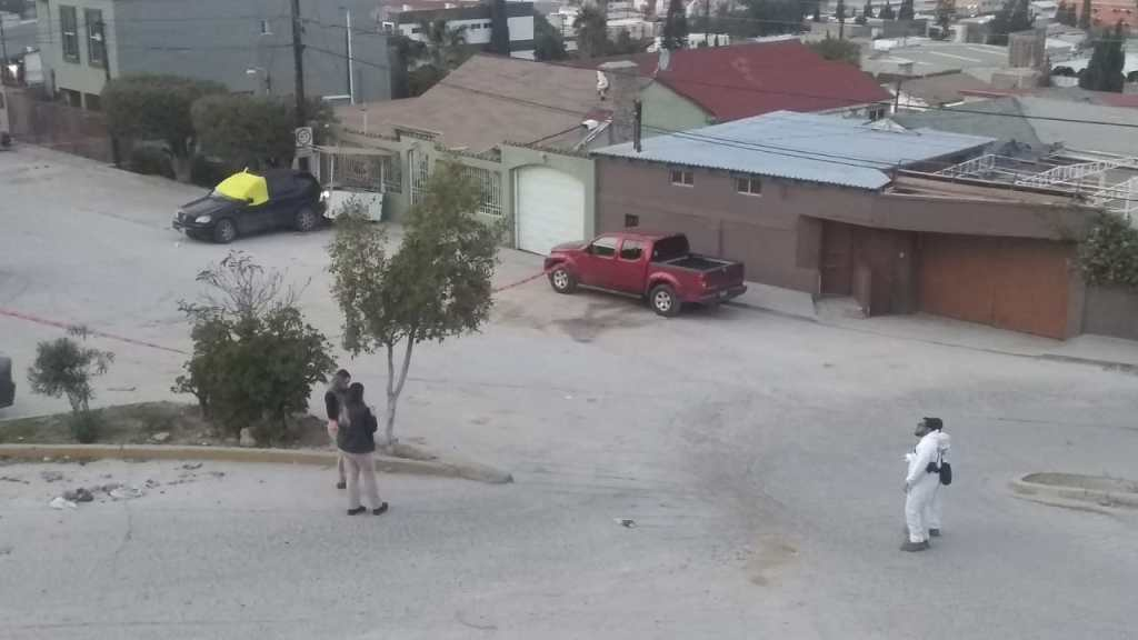 Tijuana violencia