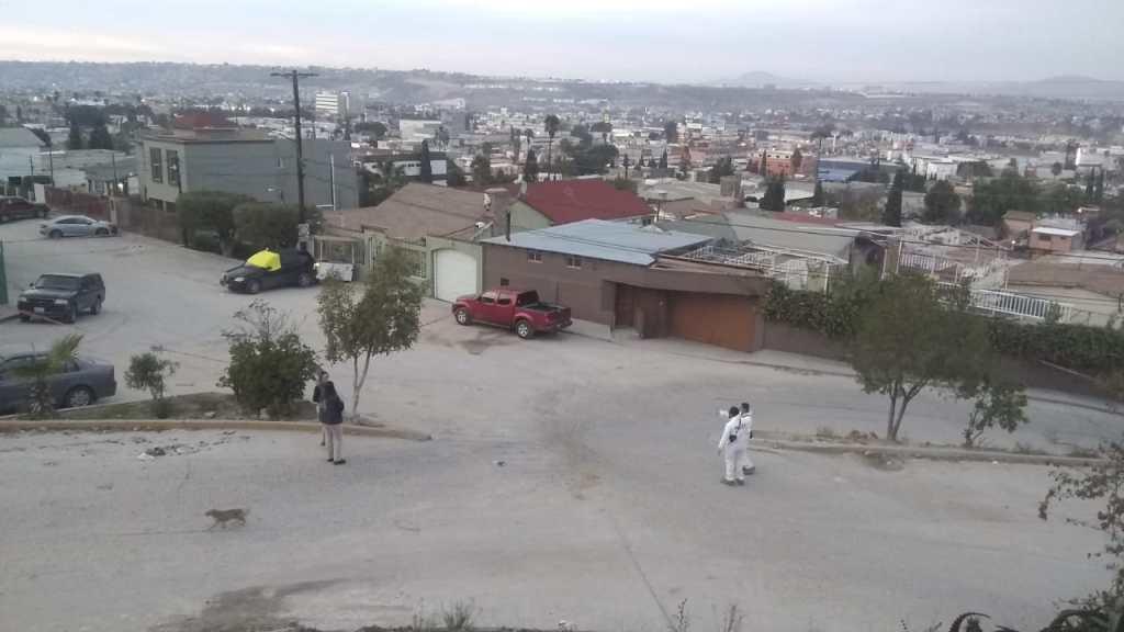 Tijuana asesinato