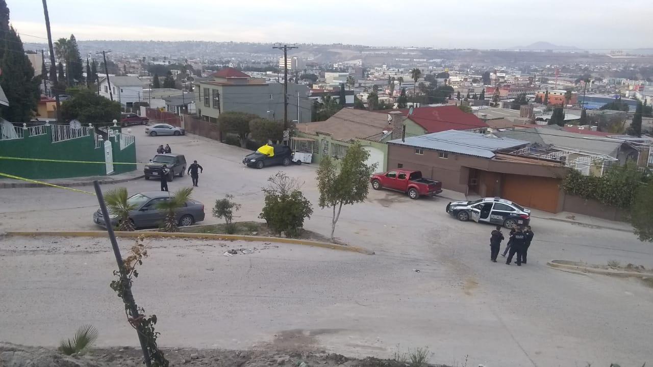 Matan a pareja frente a sus hijos en Tijuana