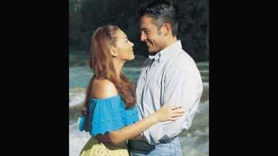 Photo of Aracely Arámbula y Fernando Colunga se reencuentran tras 20 años