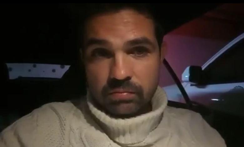Balean al actor Ferdinando Valencia durante asalto