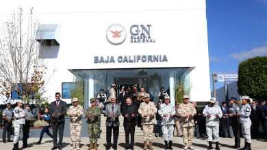 Photo of Inauguran instalaciones de la Guardia Nacional en Tijuana