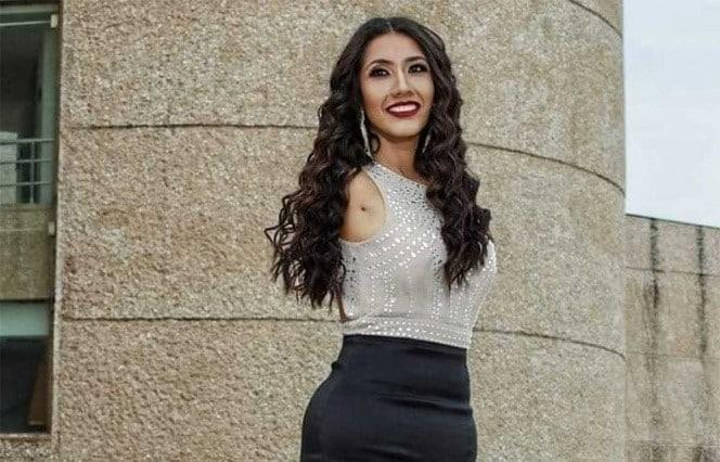 Gaby Molina busca ganar Miss Veracruz
