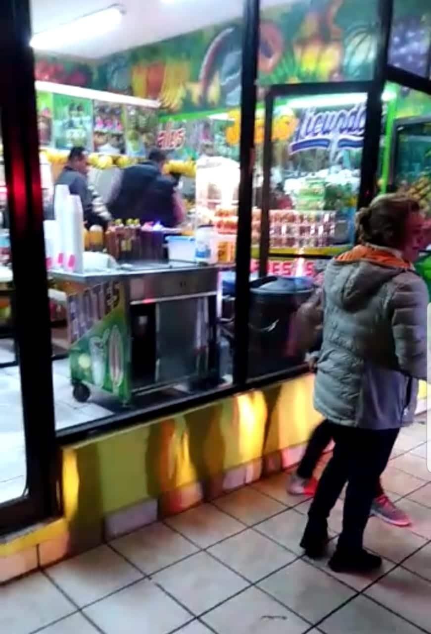 Violentos asaltos a mano armada en Tijuana