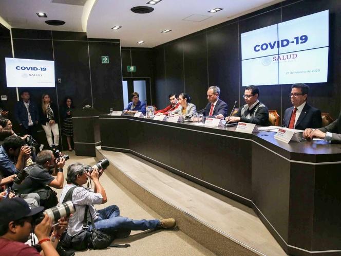 Coronavirus podría provocar hasta 12 mil 500 muertes en México