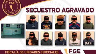 Photo of Agarran a banda de secuestradores