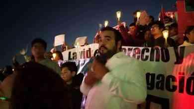 Photo of Acarreados y políticos manipulando marcha por feminicidios