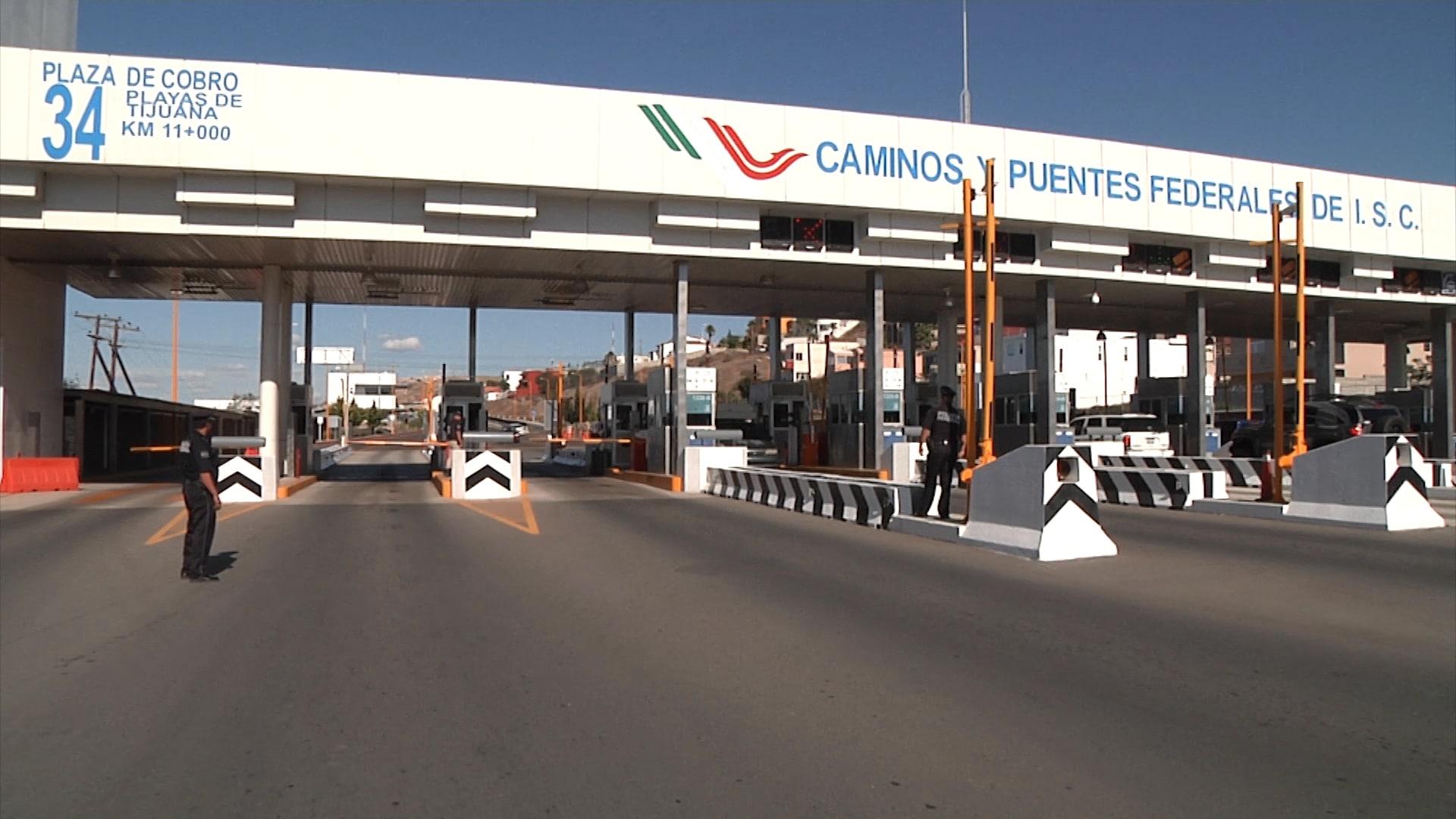 Residentes afectados por caseta de Playas de Tijuana no pagarán