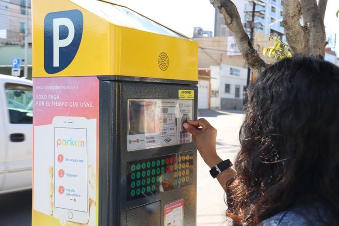 Modificarán concesión de estacionómetros en Tijuana