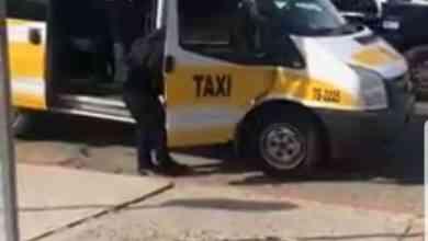 Photo of Detienen a sospechoso de ataque a Policías, iba en un taxi