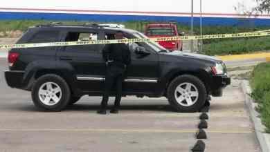 Photo of Acribillan a hombre en estacionamiento del super en Santa Fe