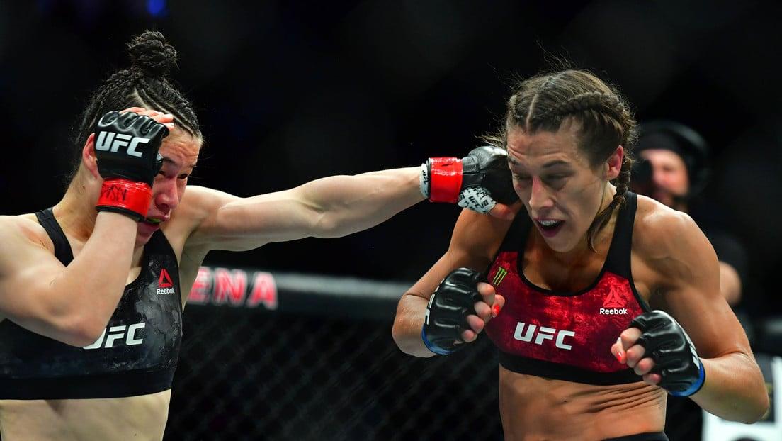 En una de las mejores peleas, luchadora queda con rostro desfigurado
