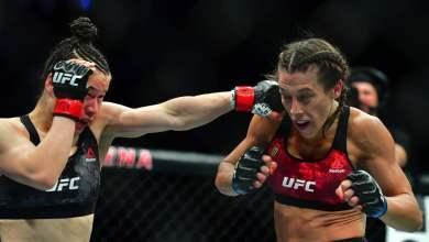 Photo of En una de las mejores peleas, luchadora queda con rostro desfigurado