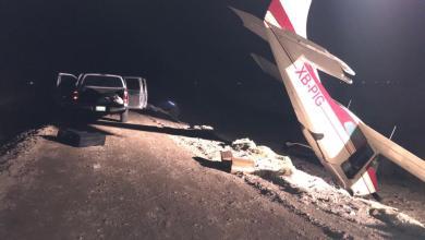Photo of Aseguran avioneta con armas y drogas en BC