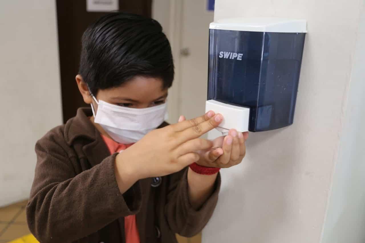 coronavirus escuelas municipales de tijuana