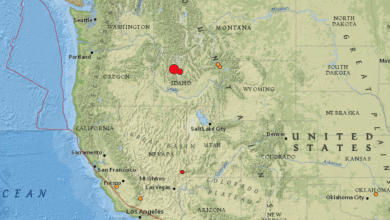 Photo of VIDEOS: Sismo de magnitud 6.5 en Idaho