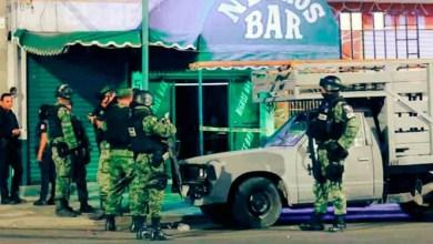Photo of Ataque armado a bar de Celaya deja 5 muertos