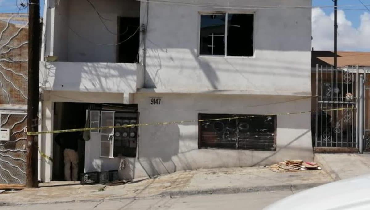 Muere persona calcinada tras incendio en vivienda