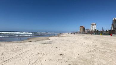 Photo of Inicia cierre de playas en BC para evitar multitudes